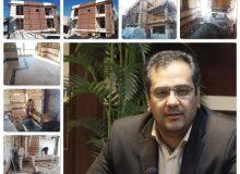 افتتاح پروژه سرای محله شهدای مدافع حرم قرچک در دهه فجر