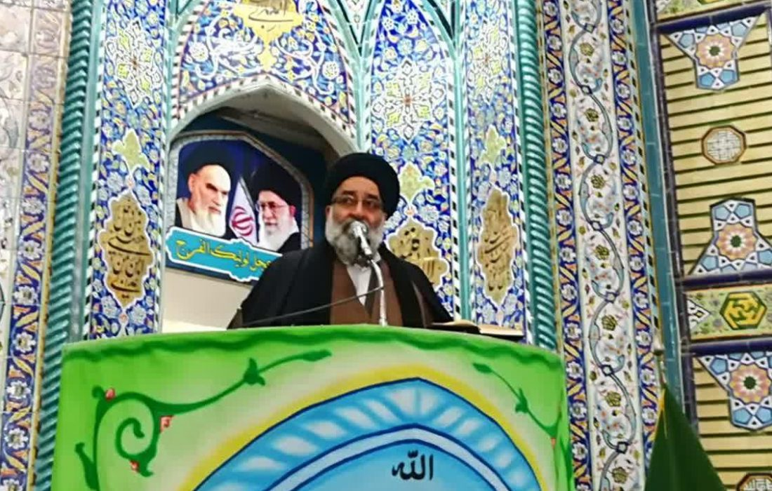 انتقاد شدید امام جمعه ورامین از وزیر ارتباطات و درخواست محاکمه وی+فایل صوت