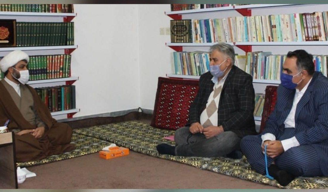 دیدار مدیریت شهری جلیلآباد با امام جمعه پیشوا